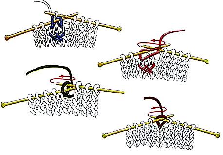 вязание сандаликов крючком схемы