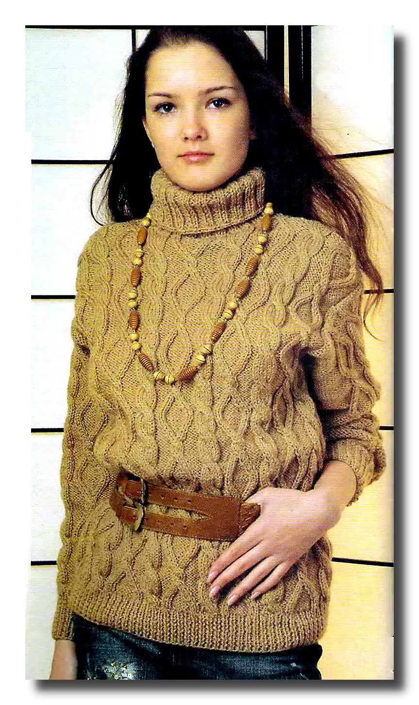 свитер 46 размер вязаный спицами схема