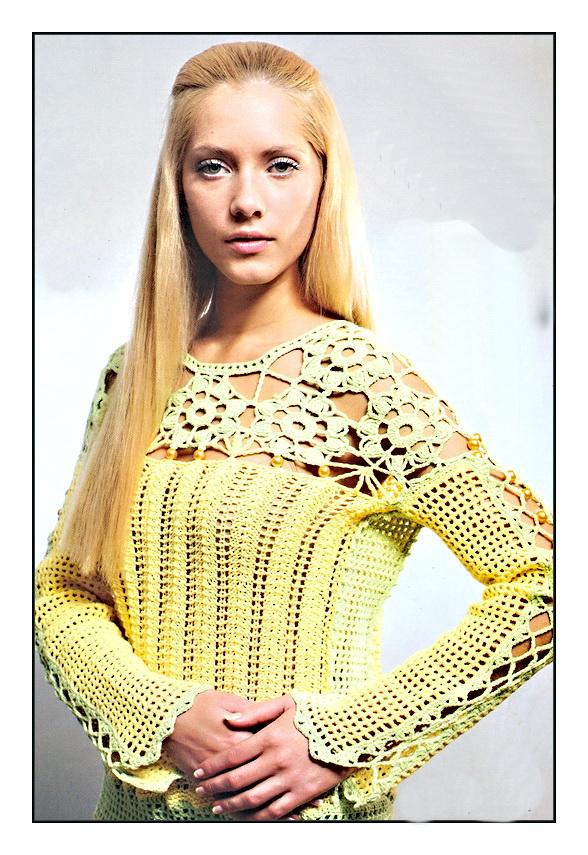 Схемы для вязания спицами,
