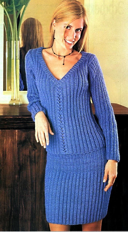 вязание на спицах юбка схемы и модели.