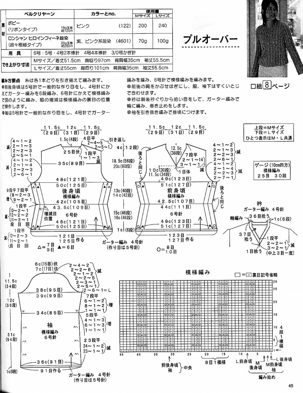Вязание для пекинеса схемы