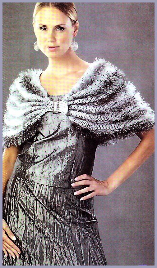 платье из ткани шанель