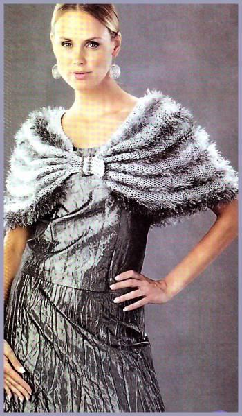 Фото из категорий: Схема вязания платье круговыми спицами , Вязание на...