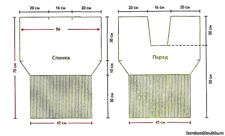 Болеро связанное крючком со схемой и описанием в картинках 7