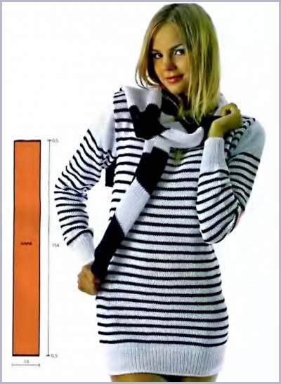 Летнее платье на 4 года вязание крючком -