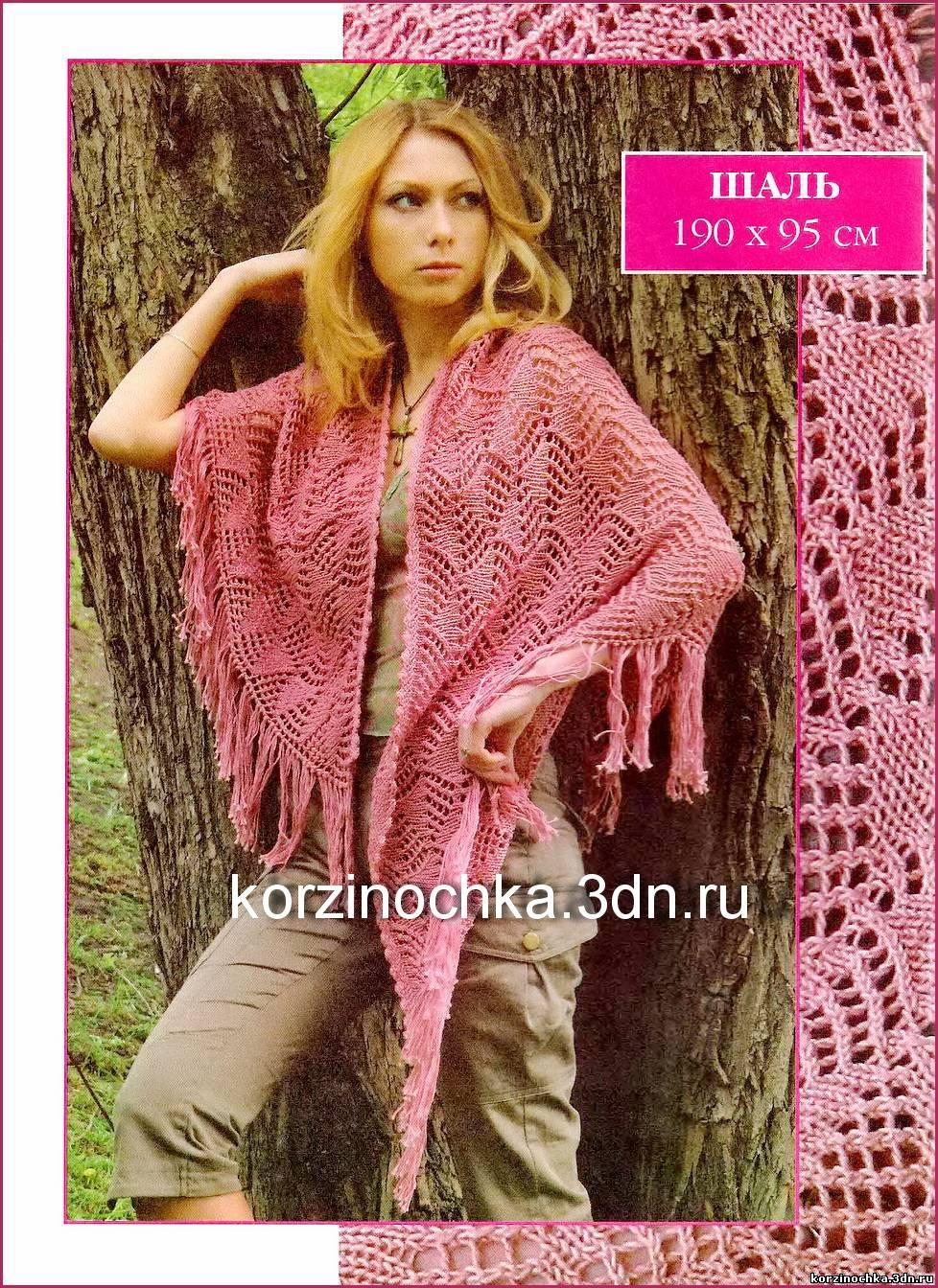 Схемы для вязания спицами, вязание на спицах.