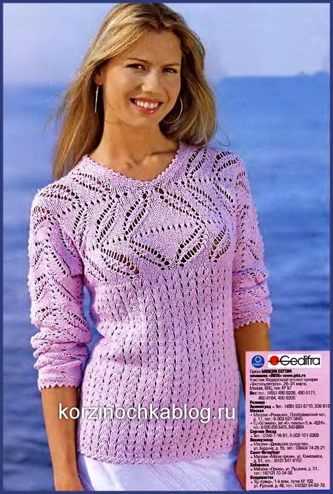 Модели пуловеров
